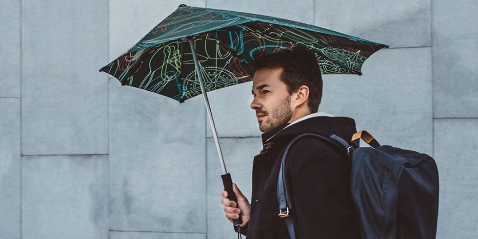 Best Stylish and Fashionable Umbrellas for Men!