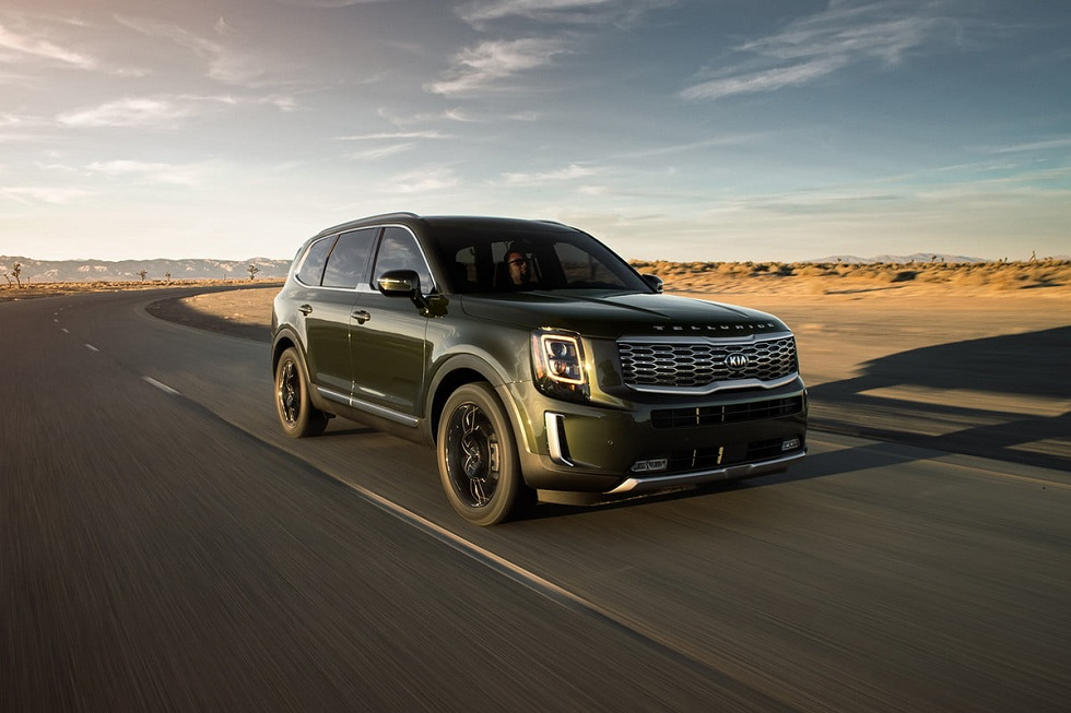 2020 Kia Telluride! A Pretty Choice