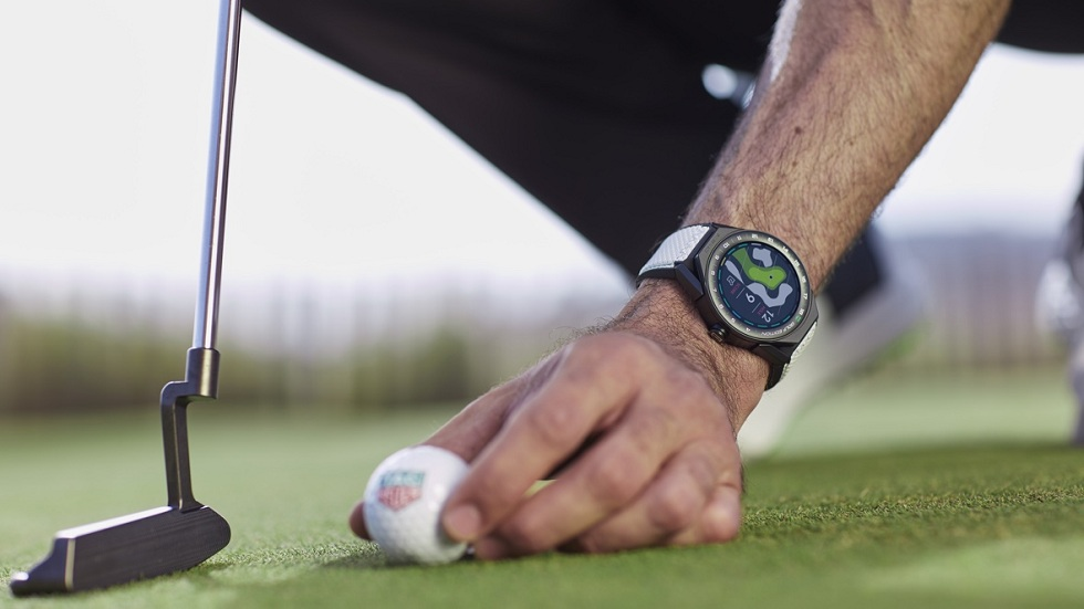 Tag Heuer's Golf Edition Smartwatch
