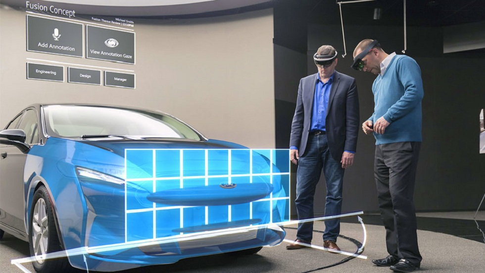 Microsoft's HoloLens 2 Headset officially Launched