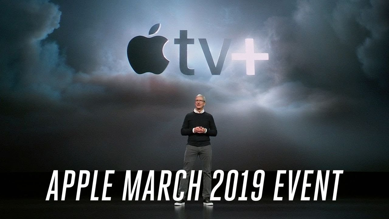 Apple Launches New Products! The Event