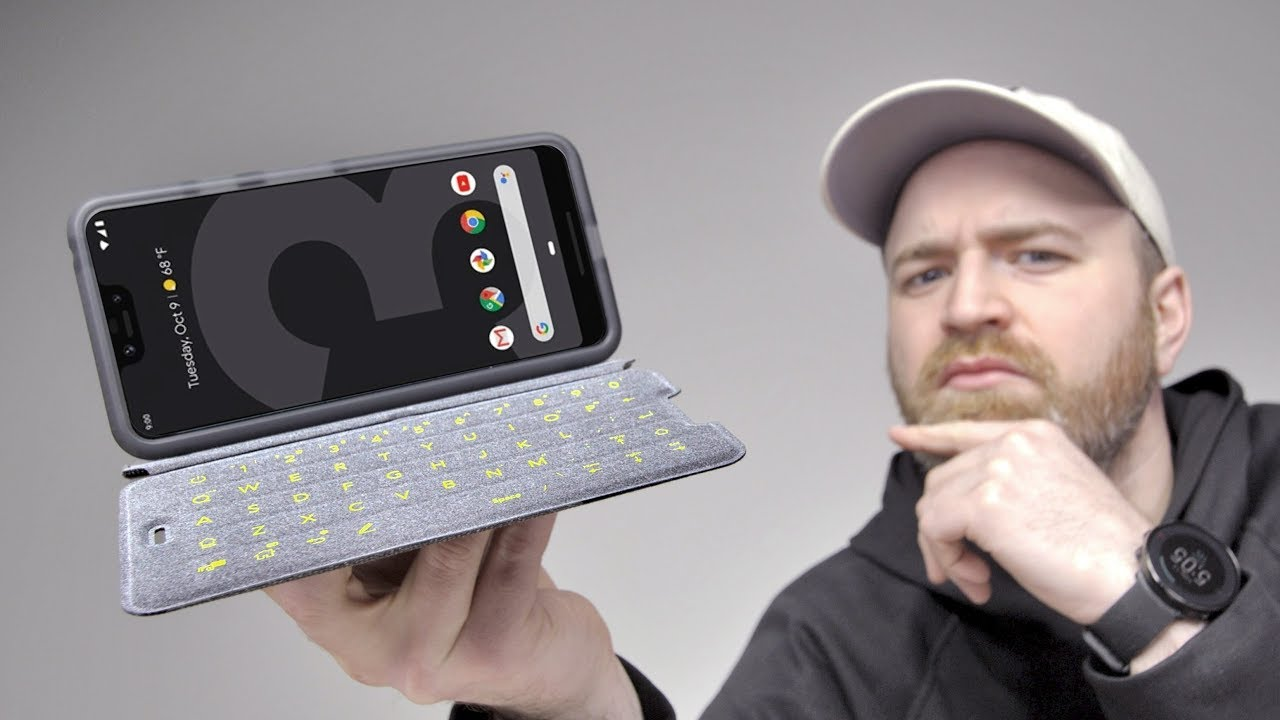 Turn Your SmartPhone in to Laptop! The Evo Type