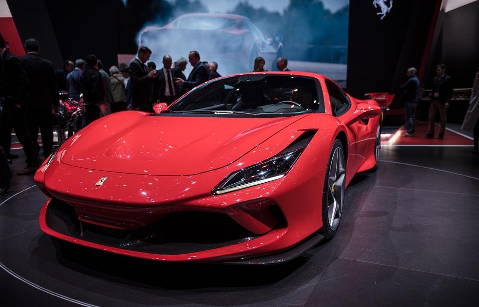 F8 Tributo! The powerful V8 Super Car by Ferrari