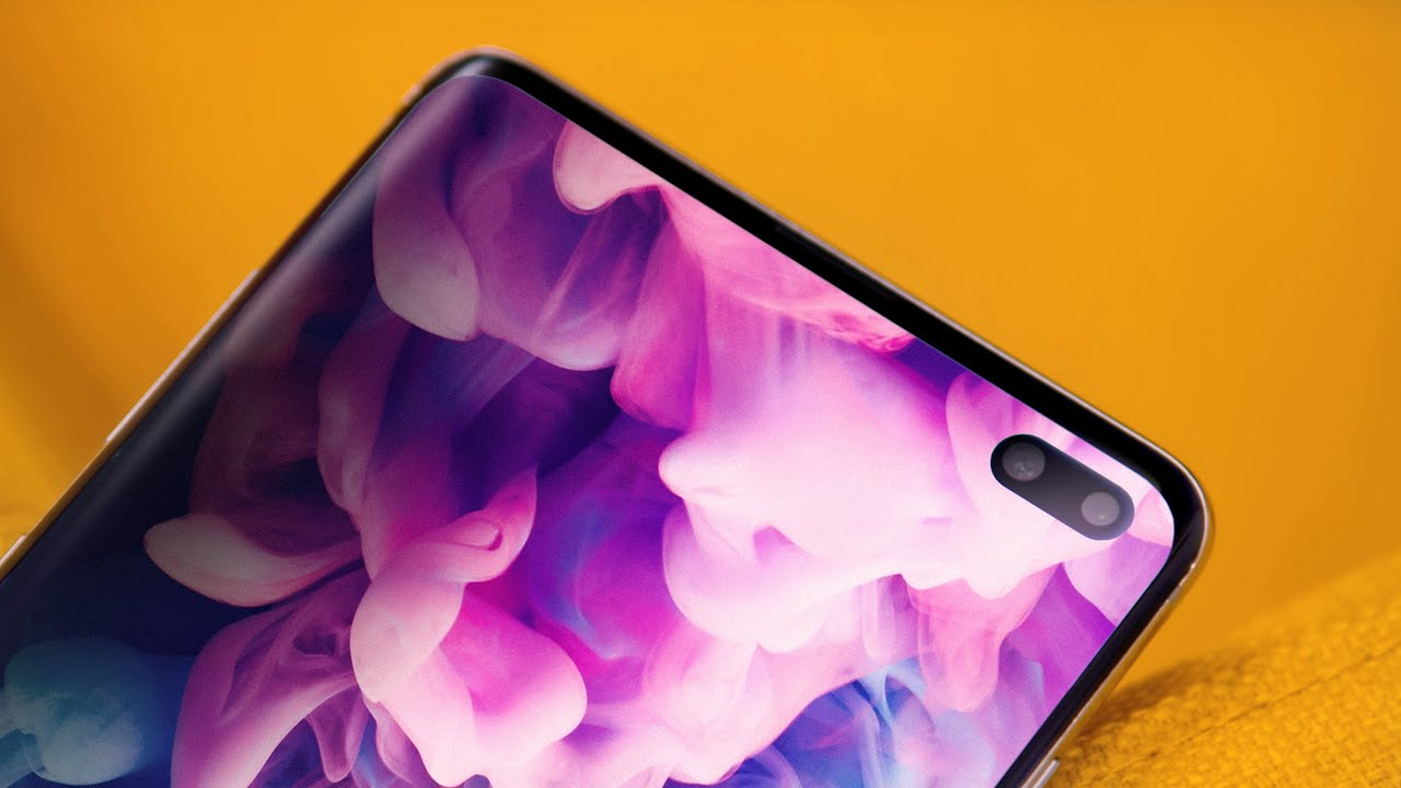 Does Samsung Galaxy S10 has an Impact