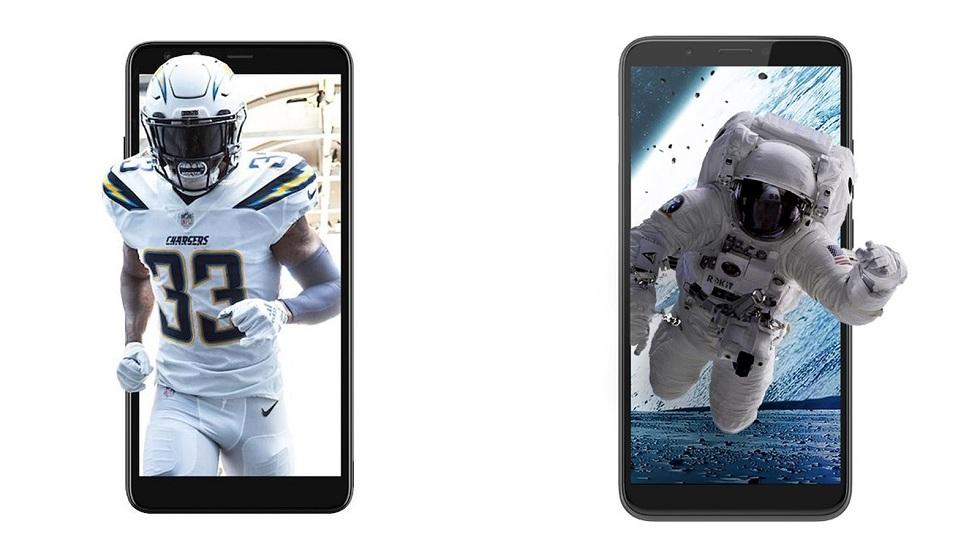 Rokit's Io 3D and Io Pro 3D! The 3D Phones