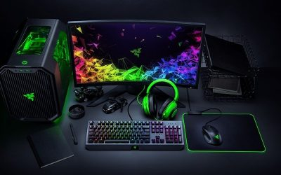 Razer's new Gaming Gadgets! Ultimate Gaming Experience
