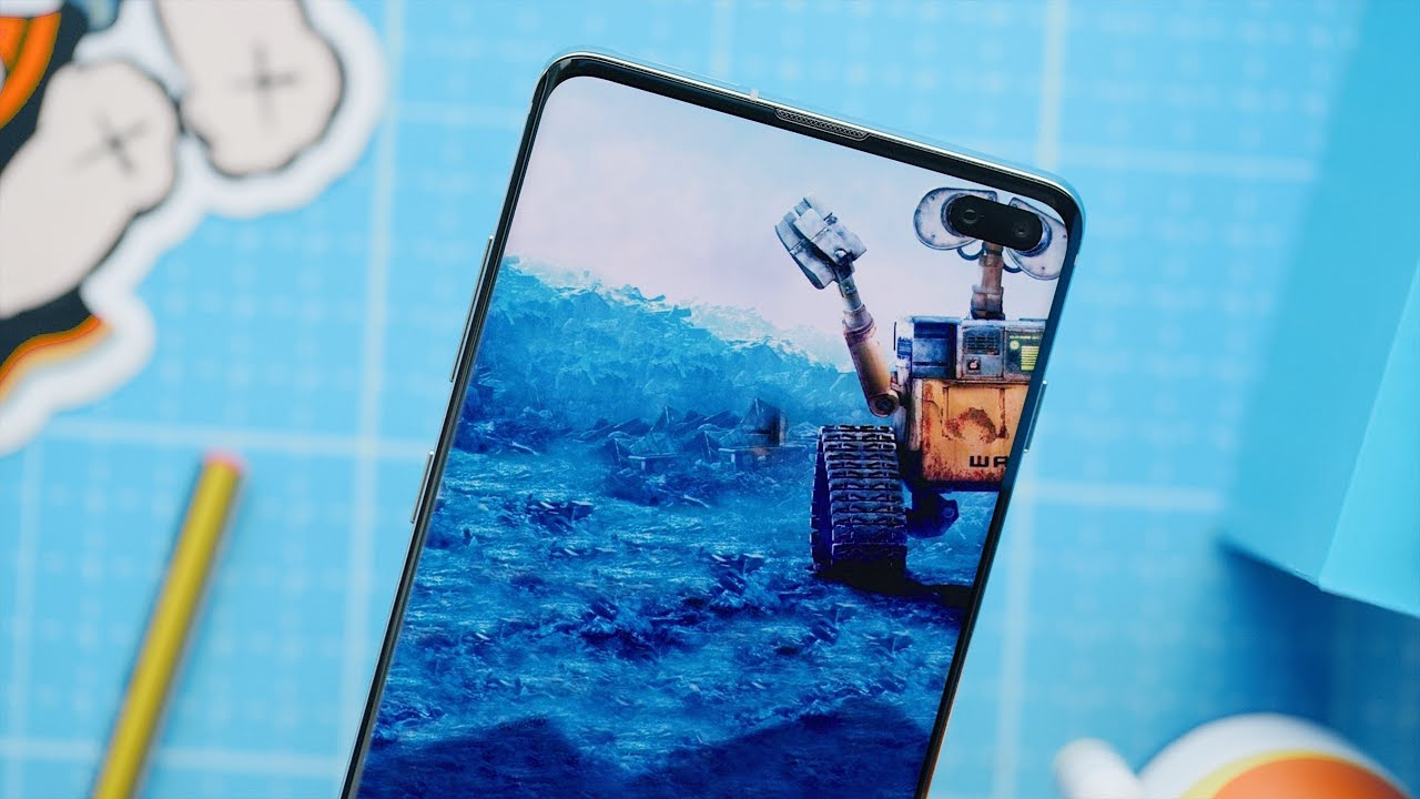 What do you know about Samsung Galaxy S10 PLUS?