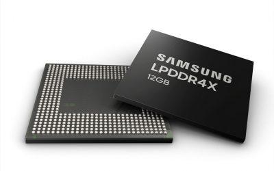 Samsung 12GB Smartphone DRAM