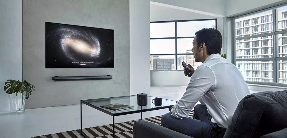 LG's 2019 OLED TVs are with AirPlay 2