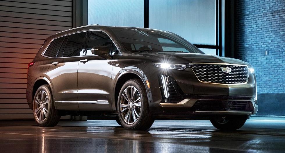 2020 Cadillac XT6 Three-Row Crossover