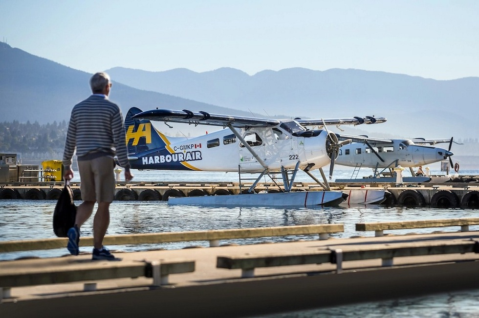 Harbour Electric Airplanes! With Zero Emission