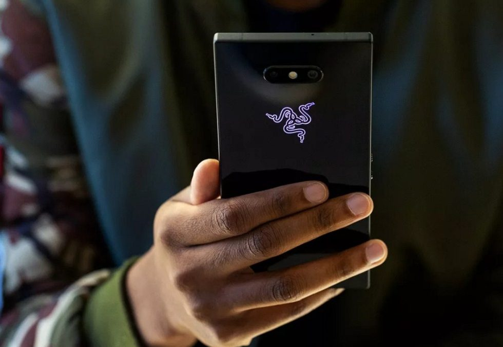 The Razer Phone 2! Improved limited version