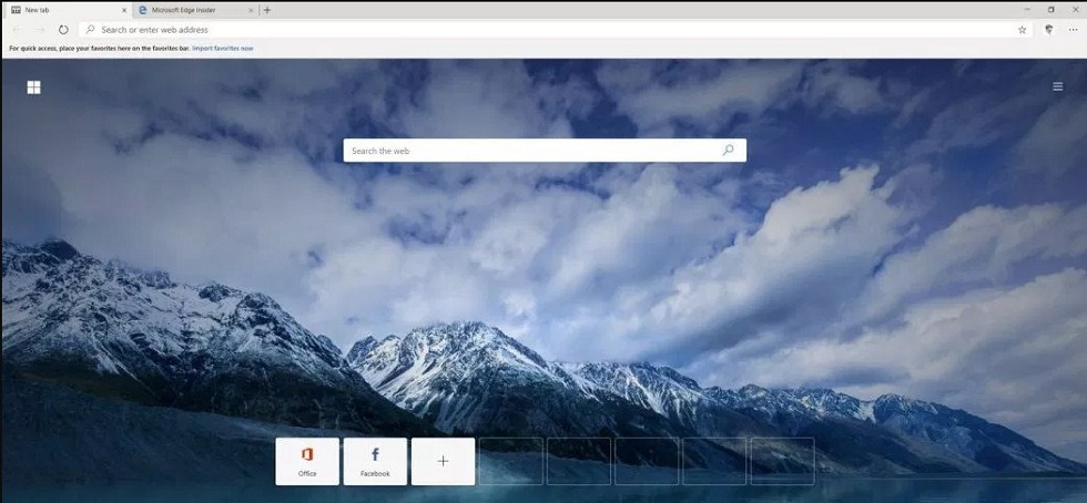 Microsoft's new Chromium-powered Edge browser