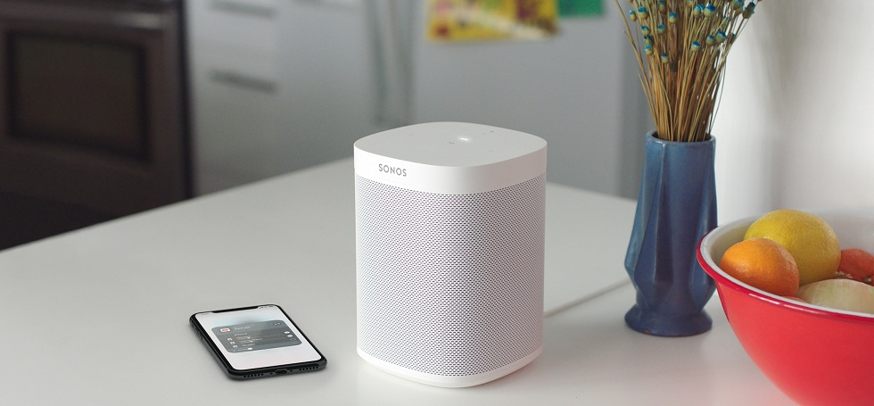 Sonos One Gen 2 a faster, more capable version