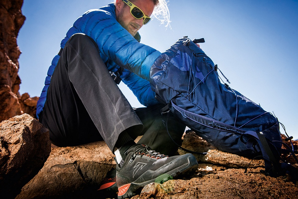 Tecnica Plasma Hiking Shoe! The Best Hiking shoe