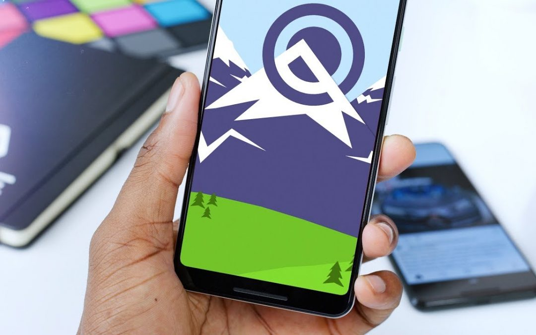 The Android Q Beta! Its Features