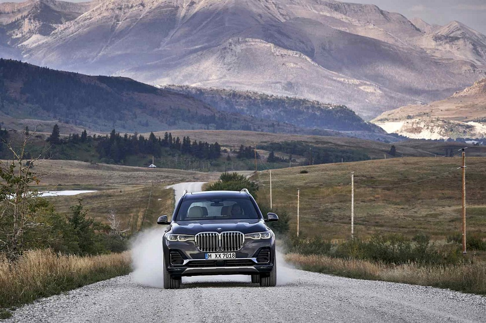 2019 BMW X7! The Most Luxurious and Updated SUV