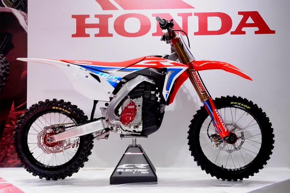 Honda CR Electric Dirt Bike! The Innovation