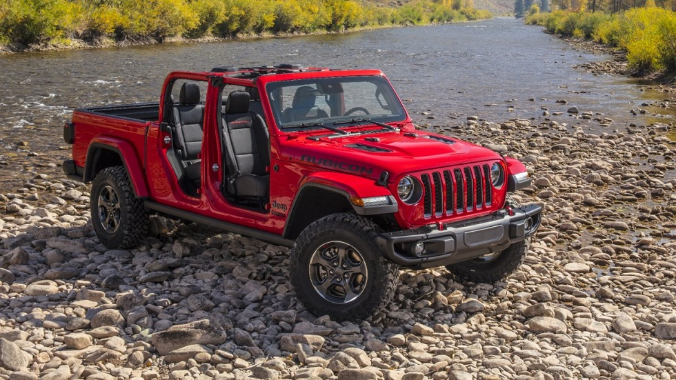 The 2020 Jeep Gladiator! The Truck