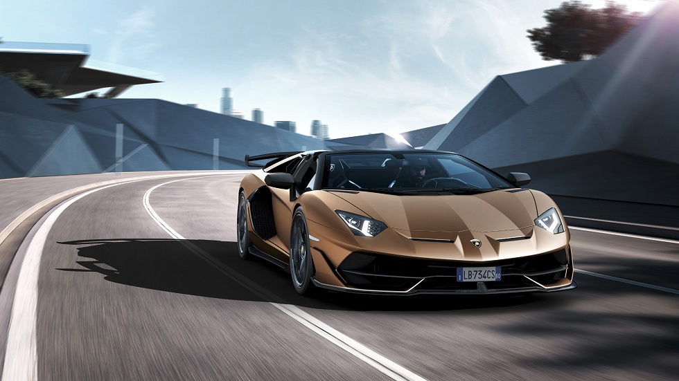 Lamborghini Aventador SVJ Roadster! Expensive One