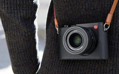 Leica Q2! The Beautiful impression camera