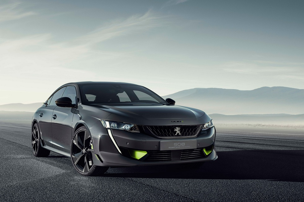 Peugeot 508 Hybrid Concept! The Sports Model