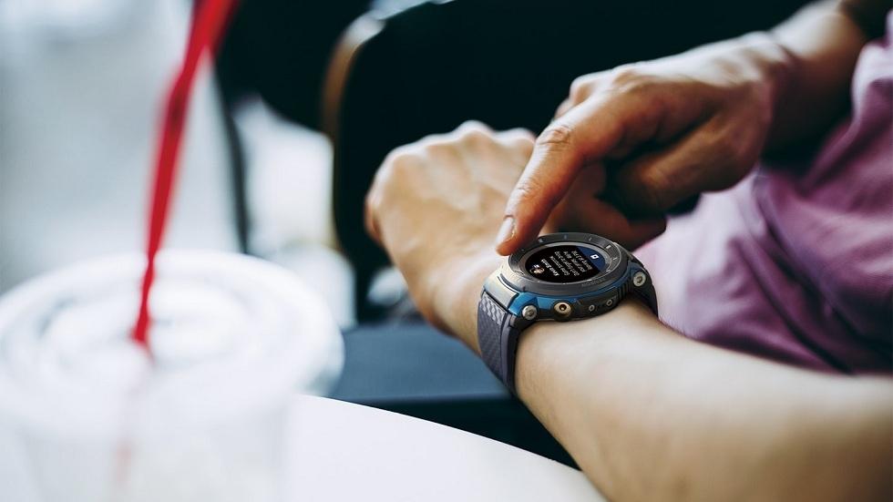 Casio Pro Trek WSD-F30! Classy Smartwatch