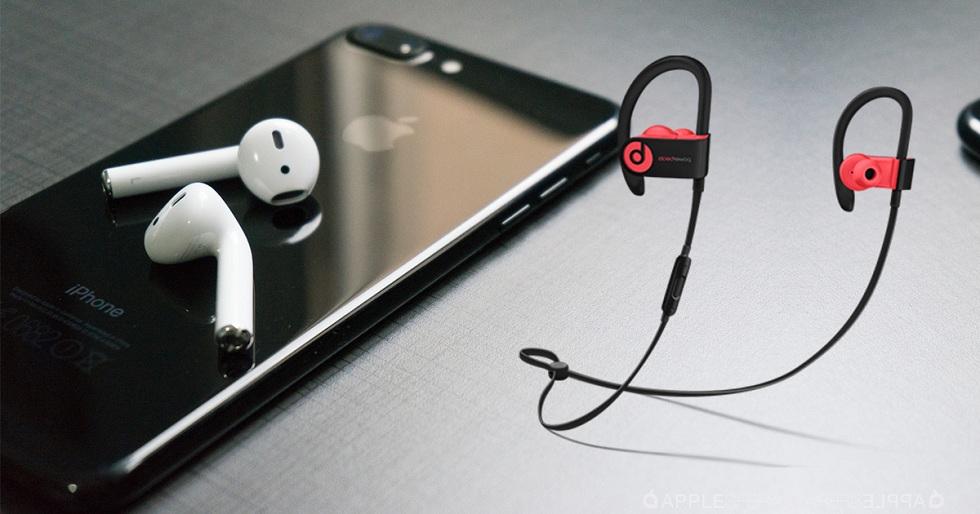 PowerBeats Wireless Sports Headphones