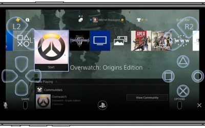 PS4 Remote Play to iPhone and iPad