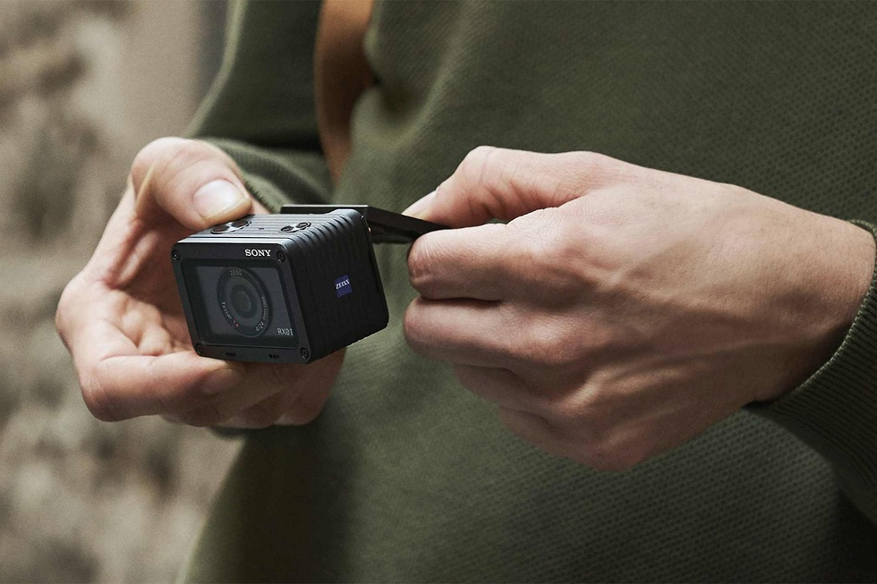 Sony's new RX0 II Action Camera! The Smallest