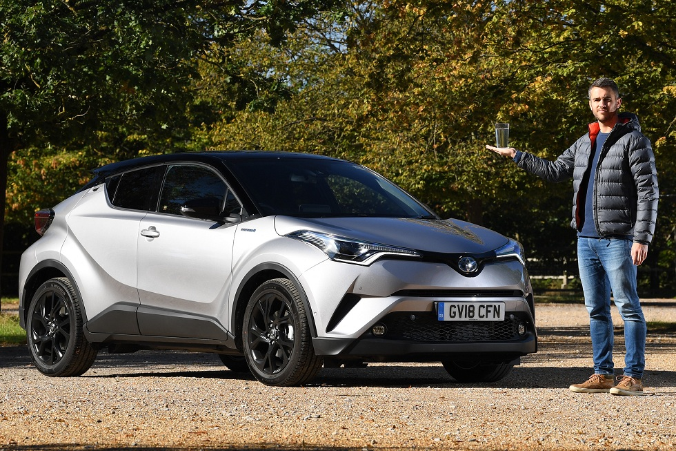 The 2019 Toyota C-HR! With New Features