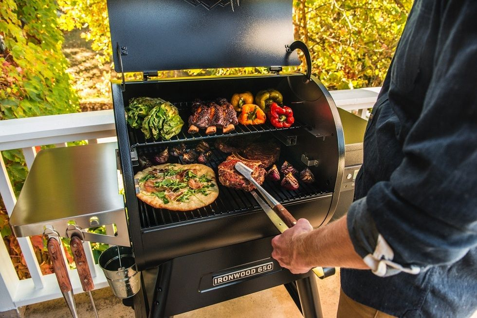 Traeger Wi-Fi Grills! Control Your Food