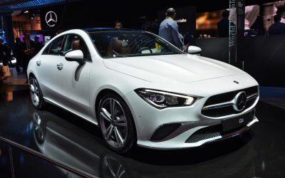 Mercedes-Benz 2020 CLA 250! Redesigned