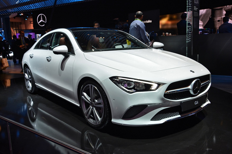 Mercedes-Benz 2020 CLA 250! Redesigned