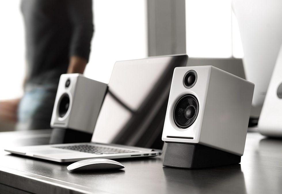 Audioengine A2+ Wireless Computer Speakers! The Bigger