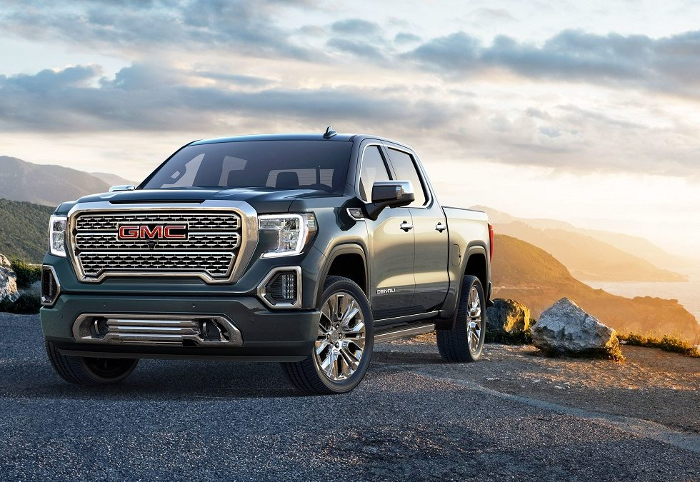 2019 GMC Sierra CarbonPro Edition Pickup Trucks