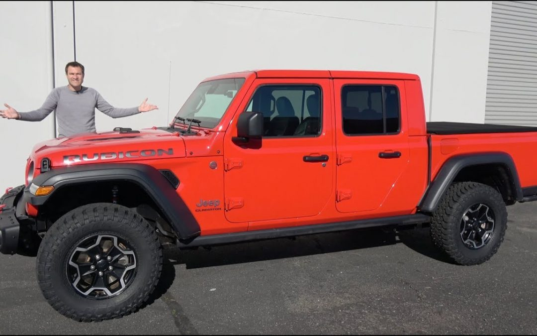 2020 Jeep Gladiator is the Best New Truck