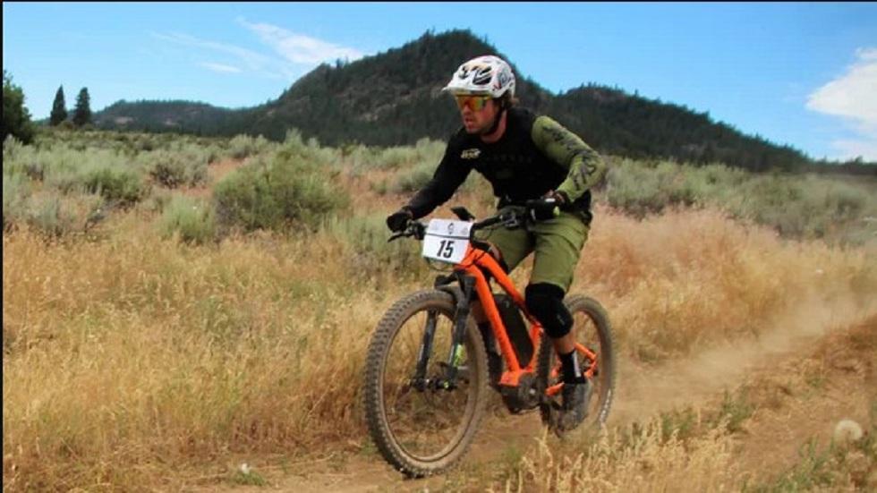 Scout Pro e-bike! Fastest e-Bike