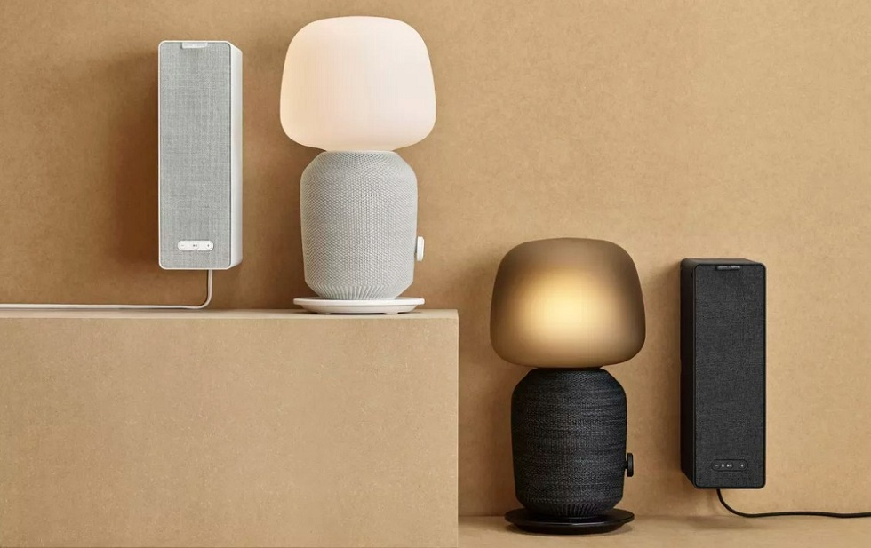 Ikea and Sonos Smart Speaker Lamp