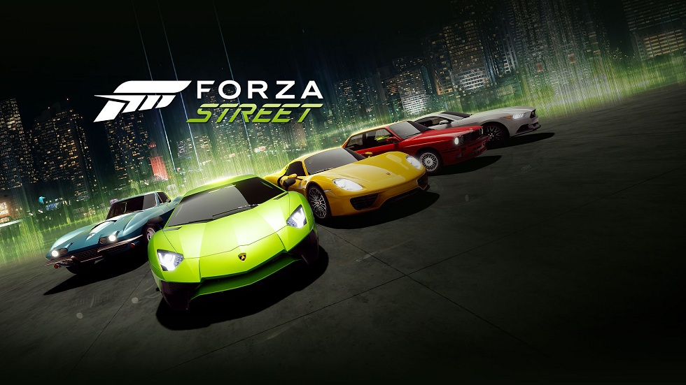 Microsoft Forza Street! Free for PC and Mobile