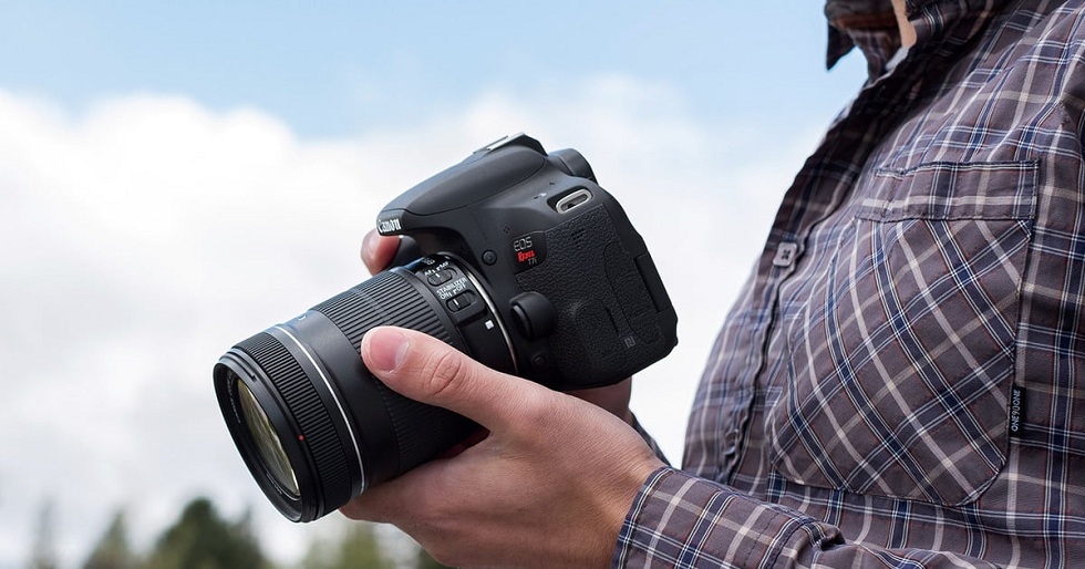 Canon EOS Rebel SL3! Smallest and Lightest DSLR