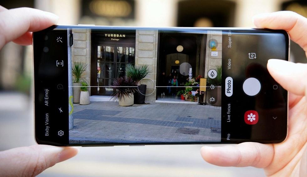 Samsung Galaxy S10 Night Mode! The Hidden Feature