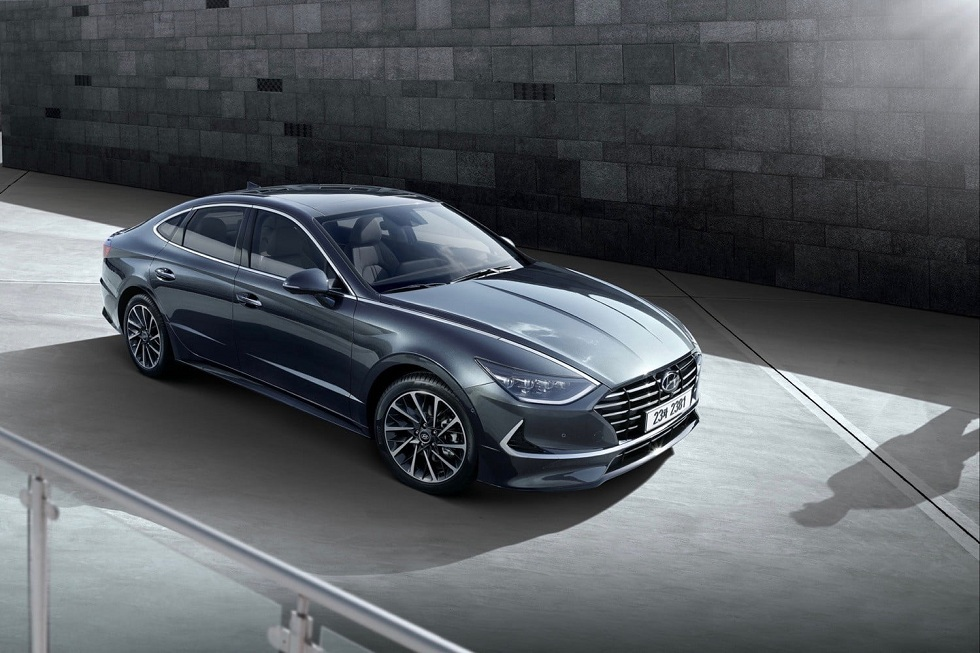 The 2020 Hyundai Sonata Turbo! Sporty Sedan