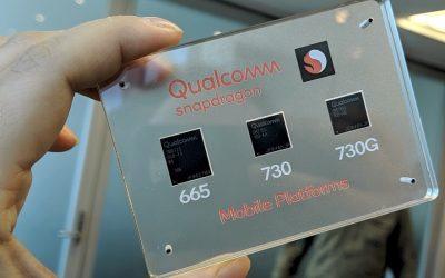 Qualcomm's latest Chip for Midrange Phones