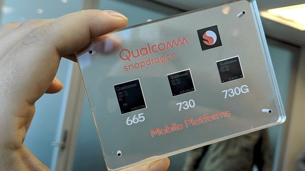 Qualcomm's latest Chip for Midrange Phones