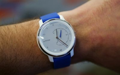 Withings' Move Smartwatch! Customized Version