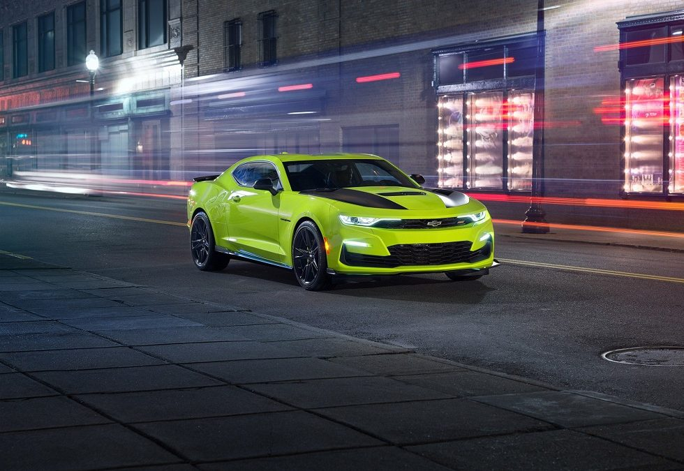 2020 Chevrolet Camaro SS! Face Lift Up