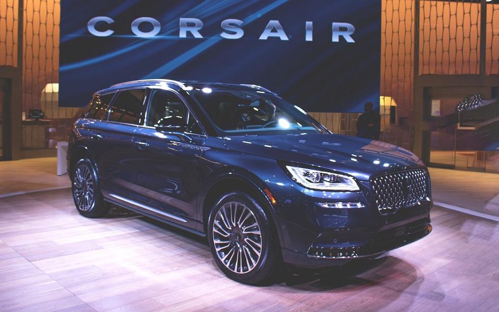 2020 Lincoln Corsair SUV! Refreshing