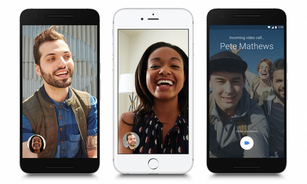 Google Duo group video calling! Started in Selected Regions