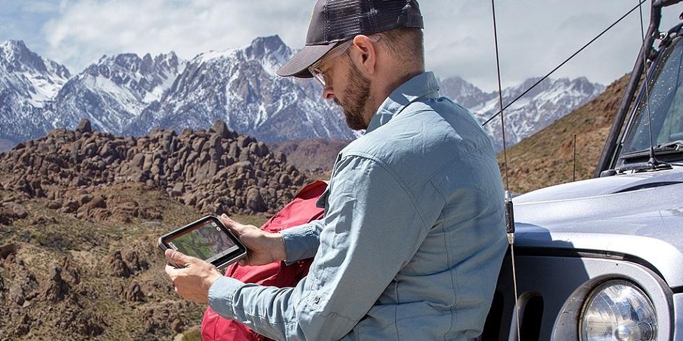 Garmin Overlander! All-Terrain GPS Device